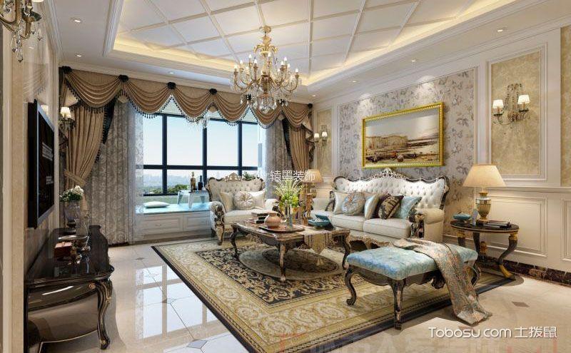 客厅窗帘效果图,领略不同风格的美
