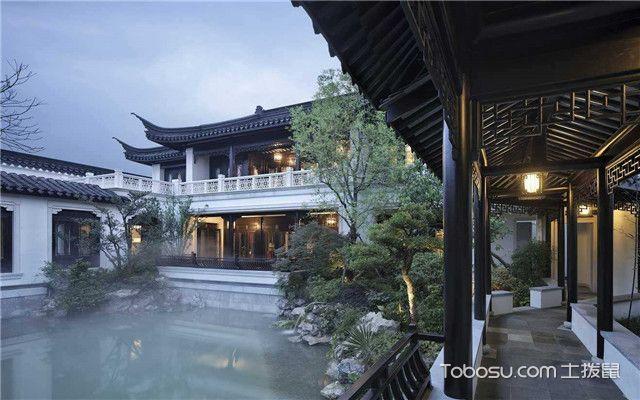 中式庭院装饰