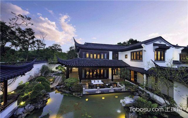 中式庭院装饰元素