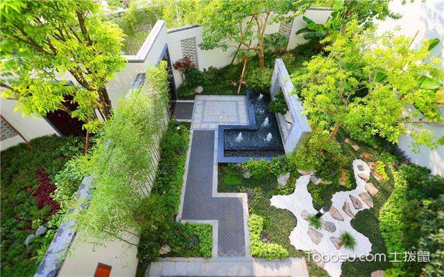 庭院装饰元素