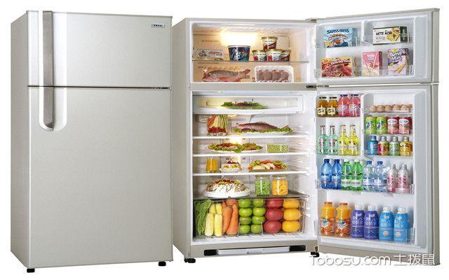 新冰箱有异味