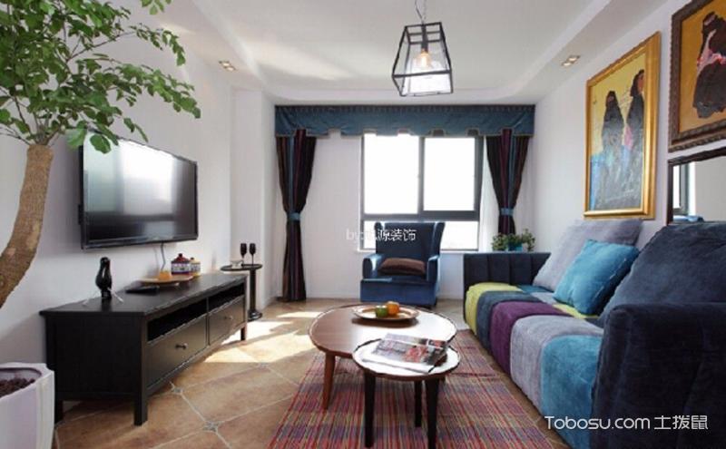 30平米客厅装修效果图  让你的客厅独一无二
