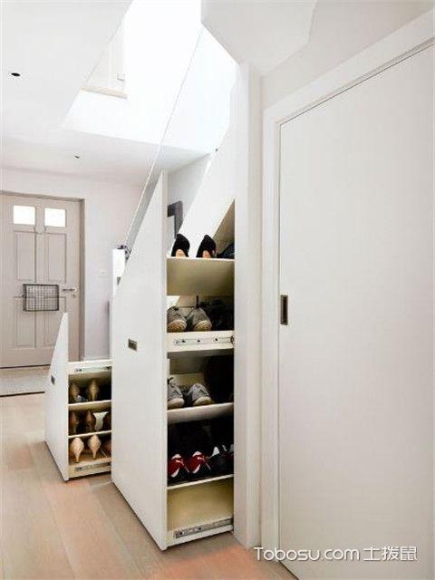 玄关鞋柜设计方案