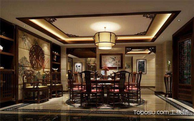 北京别墅风格案例 中式