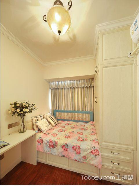108平米3室1厅装修设计图,温润如初的美式生设计兼职合同图片