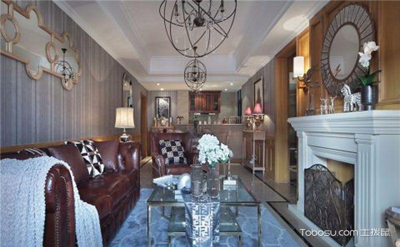 对于两居室美式装修效果图你有什么看法吗?