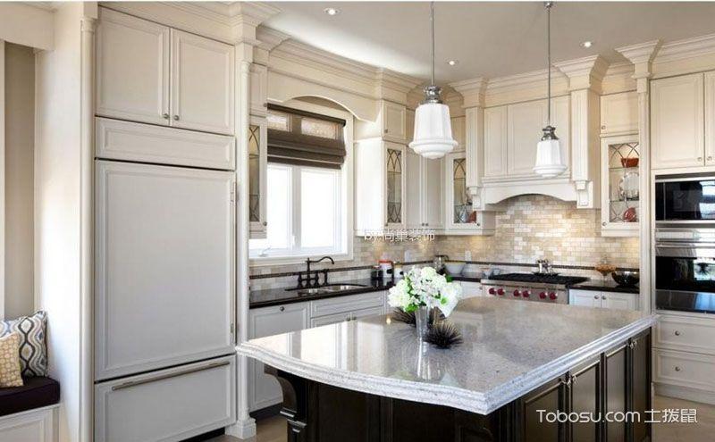小厨房橱柜选什么颜色,打造厨房里的色彩天地