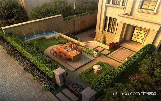 佛山别墅庭院设计