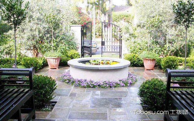 小型庭院设计实景图,这样的小庭院设计大家都喜欢图片