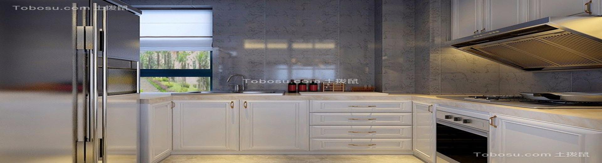 廚房瓷磚效果圖鑒賞,手把手教您如何挑選瓷磚