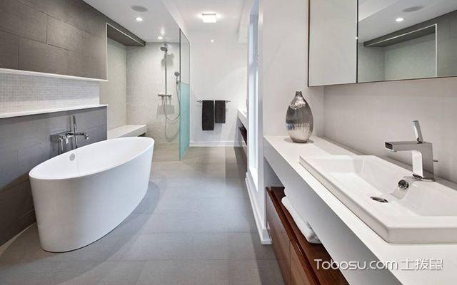 卫生间装修什么颜色风水好—卫生间案例1