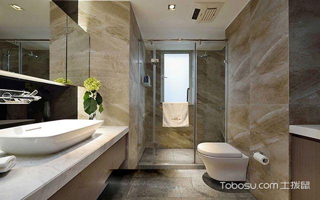 卫生间装修什么颜色风水好—卫生间案例3