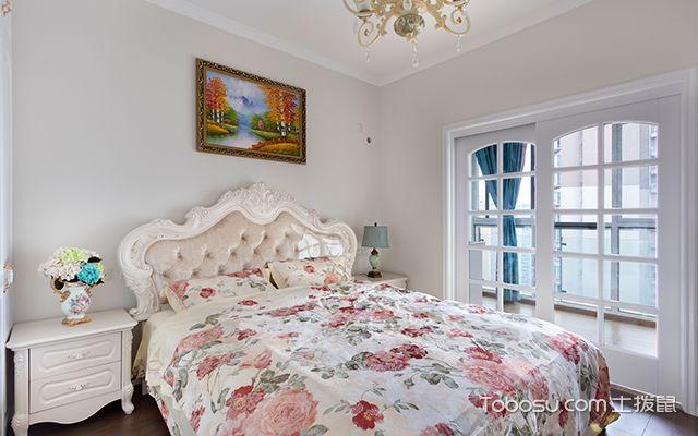 简欧式风格设计—卧室