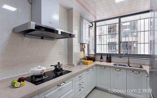 简欧式风格设计—厨房