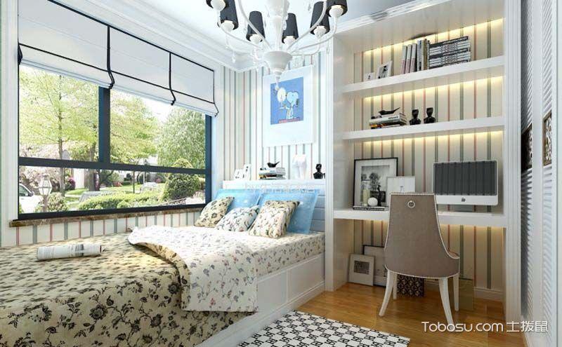 卧室榻榻米装修效果图,美妙是无法言喻