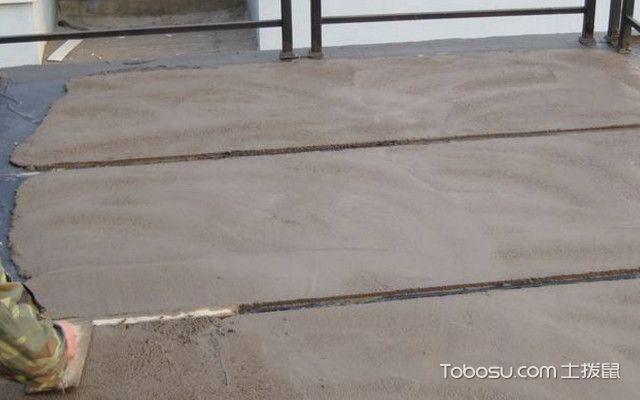 家装用什么标号的水泥流程图