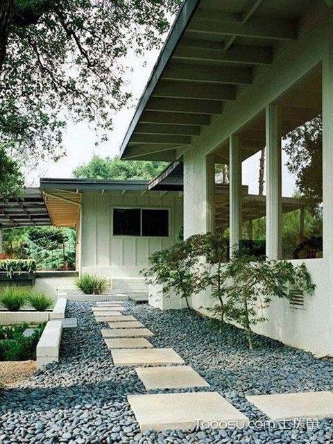 小户型景观庭院设计,你应该知道的细节要点图片