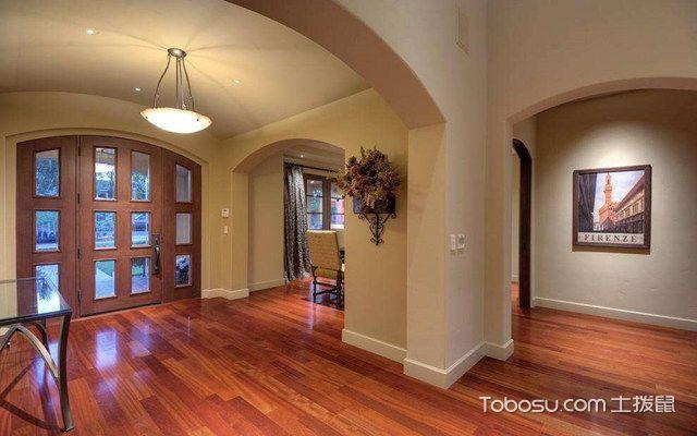 房间木地板装修效果图好看吗?如何选择房间装修木地板图片