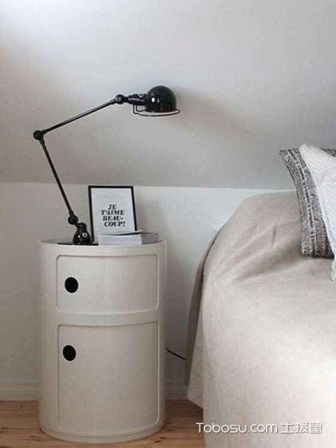 卧室床头柜摆放风水禁忌