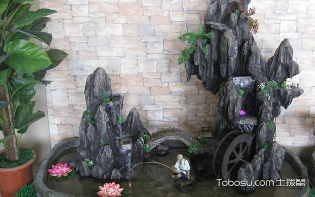 室内水景园林设计