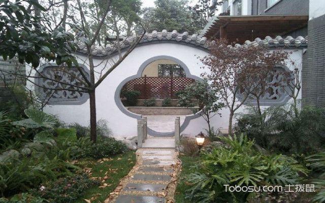 应用广泛,从北方的四合院到南方的围屋,都是中式园林设计的体现.图片