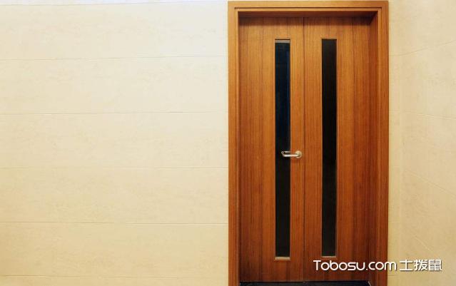 防盗门安装步骤
