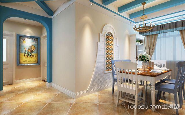 室内设计地中海风格v风格走进,带您说明130平地国注册室内设计师网上查询系统图片