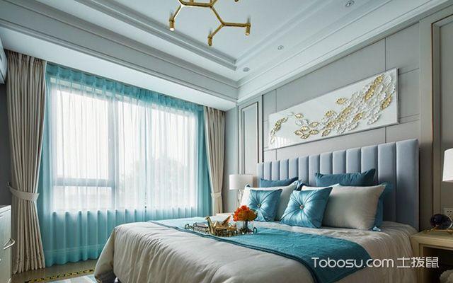 卧室窗帘u乐娱乐平台优乐娱乐官网欢迎您—案例图2