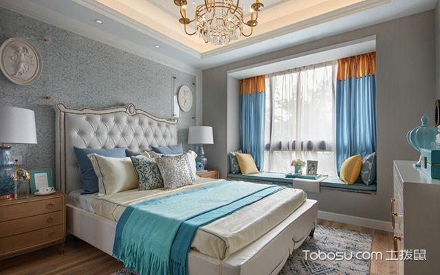 卧室窗帘u乐娱乐平台优乐娱乐官网欢迎您—案例图3