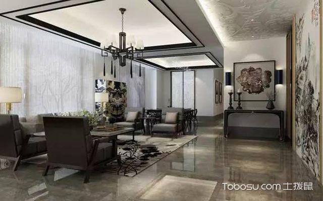 北京别墅装修设计效果图
