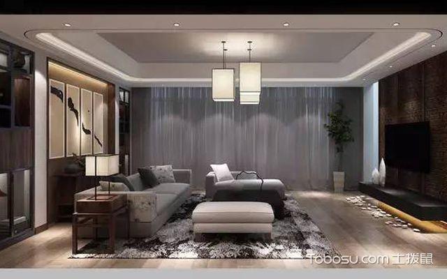 新中式北京别墅装修设计效果图