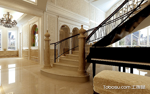 别墅楼梯如何装修