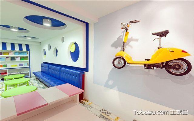 500平米幼儿园装修预算