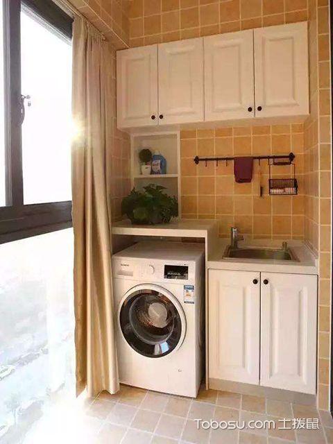 阳台洗衣机风水问题