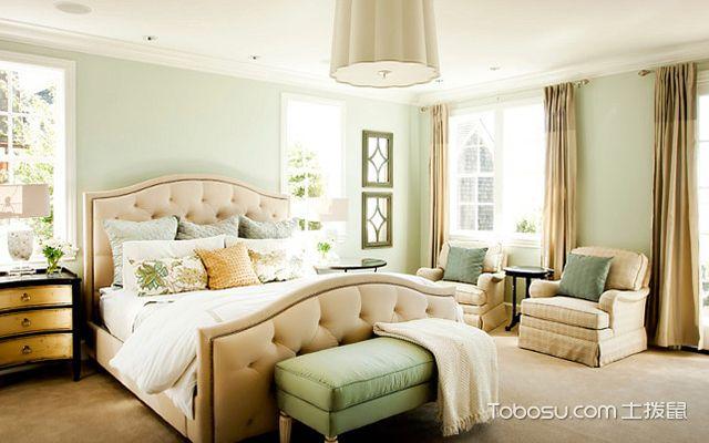 美式风格别墅卧室装修设计