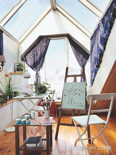 别墅阳光房布置装饰