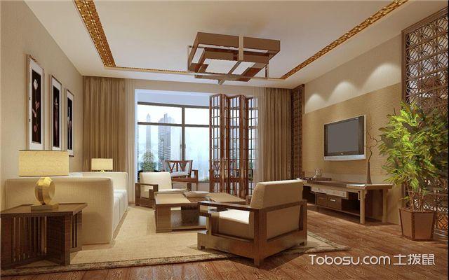 中式风格设计之客厅设计