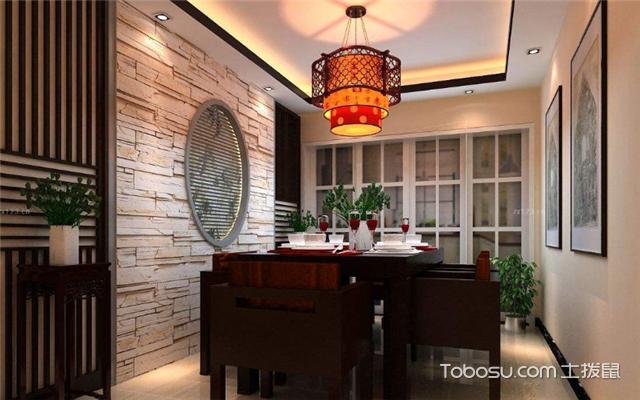 中式风格设计之餐厅设计