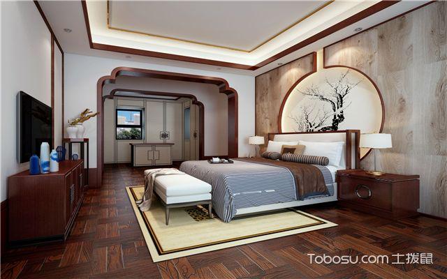 中式风格设计之卧室设计