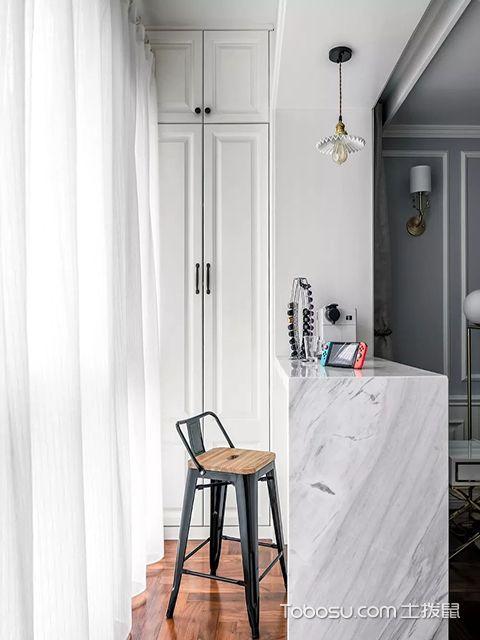 阳台窗帘设计效果图