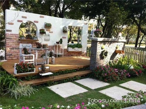 庭院景观设计之功能性原则