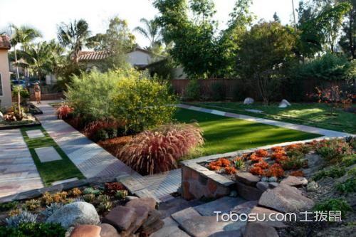 庭院景观设计之艺术性原则