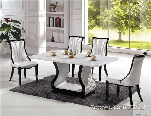 厨房餐桌风水禁忌之餐桌大小