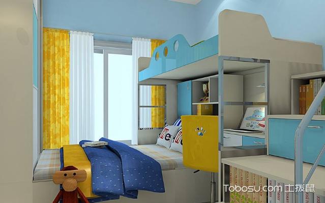 榻榻米上下床装修效果图,这种装修很美很实用搬家有人送衣柜的吗图片