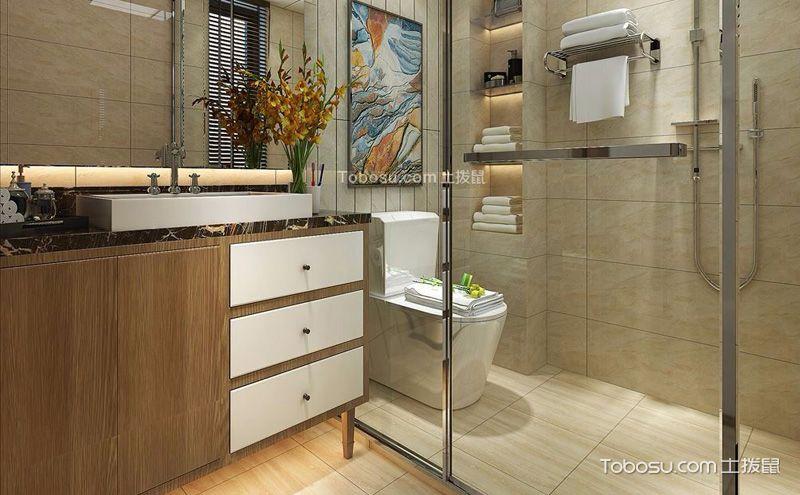 卫生间淋浴房效果图,这里的设计最精彩