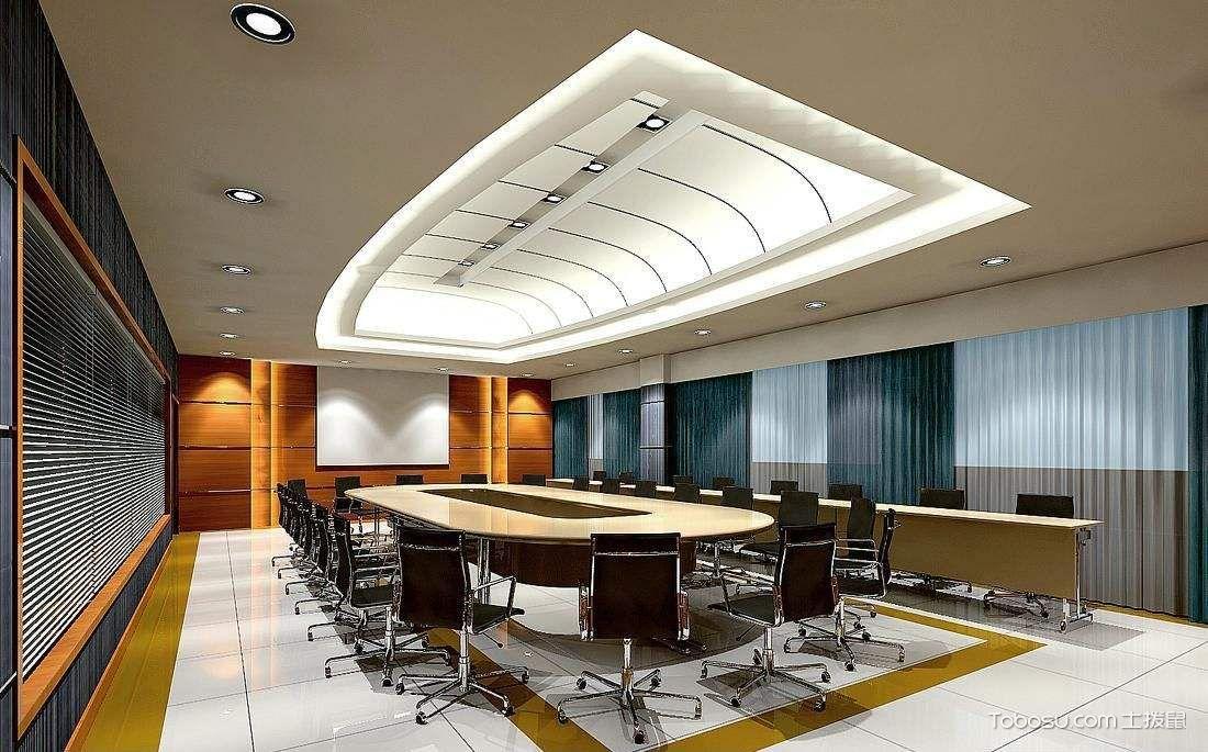 会议室布置设计案例,明朗开阔最重要图片