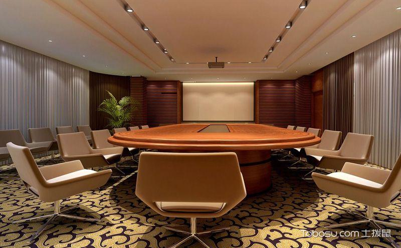 会议室布置设计案例,明朗开阔最重要