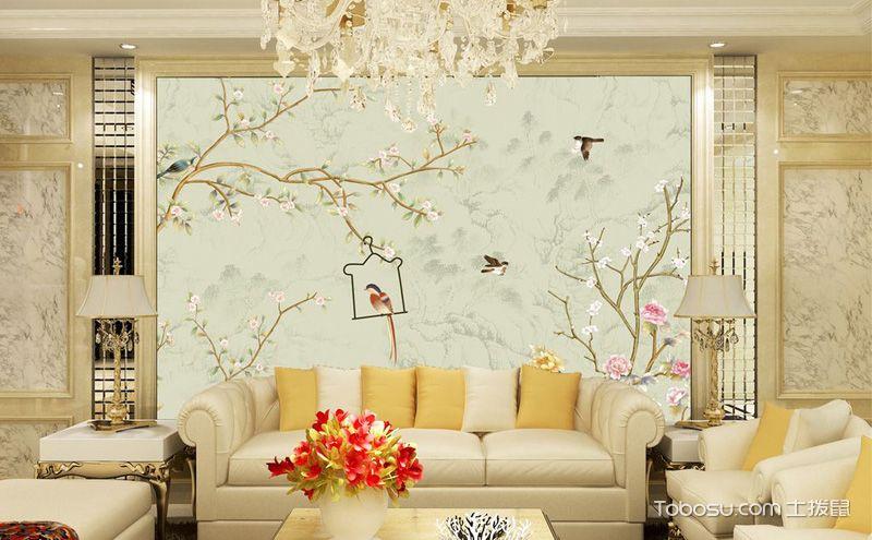 手绘墙图片效果欣赏,不一样的艺术气息