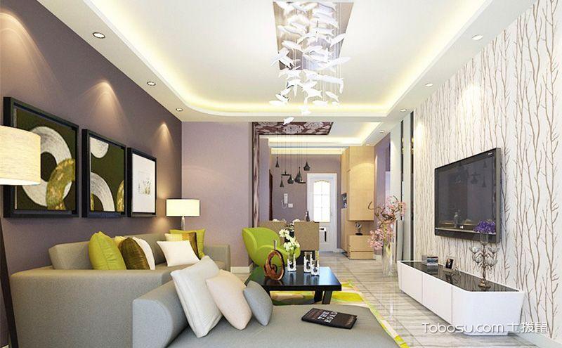 精彩现代风格壁纸贴图,让家看着更漂亮