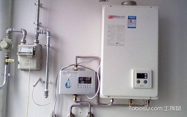 燃气热水器安装的方法,燃气热水器安装的注意事项有哪些图片